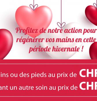 Action Saint Valentin